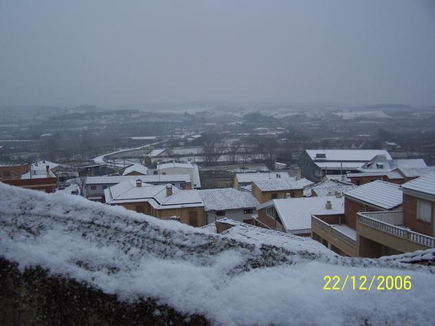 Nieve paracuellos de jiloca zaragoza - Tiempo en paracuellos ...