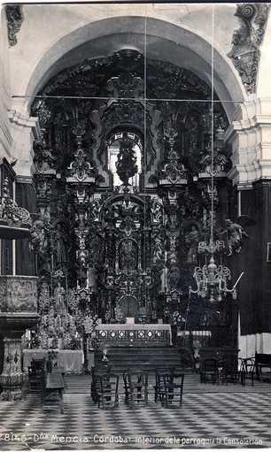 Iglesia dominicana do a mencia c rdoba - Fotos de dona mencia ...