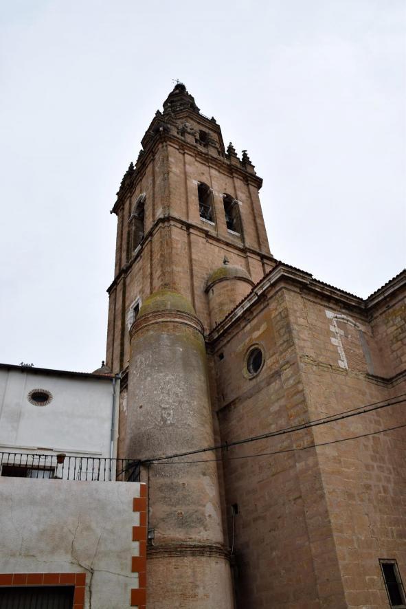 Iglesia De Los Santos Juanes Nava Del Rey Valladolid