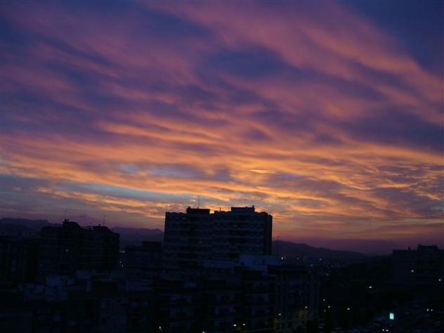 Atardecer sant feliu de llobregat barcelona - Temperatura sant feliu de llobregat ...