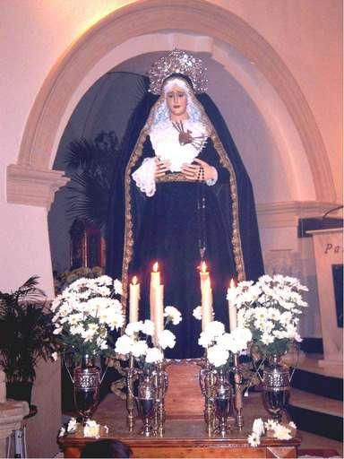 Semana santa villanueva del rey c rdoba for Villanueva del rey