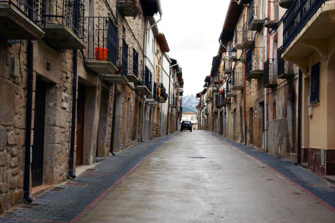 Los alojamientos más destacados de Aguilar de Codés