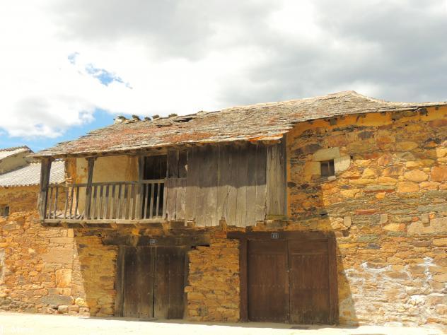 Balcones de madera justel zamora - Balcones de madera ...