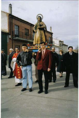 San vicente 1996 san vicente del palacio valladolid - San vicente del palacio ...