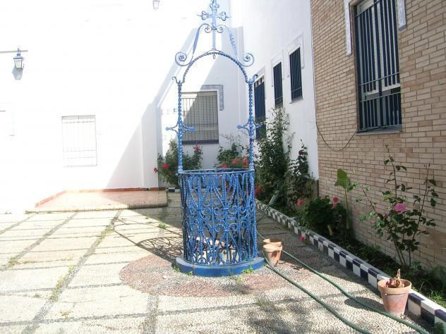 Pozo casa de rocio jurado chipiona c diz - Casas en chipiona ...