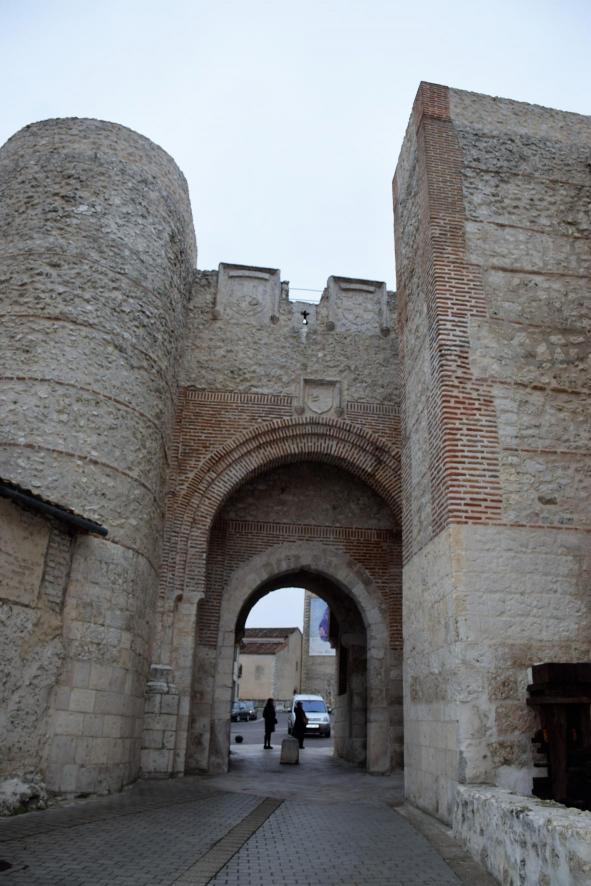 Puerta de san basilio cuellar segovia - Puerta de segovia ...