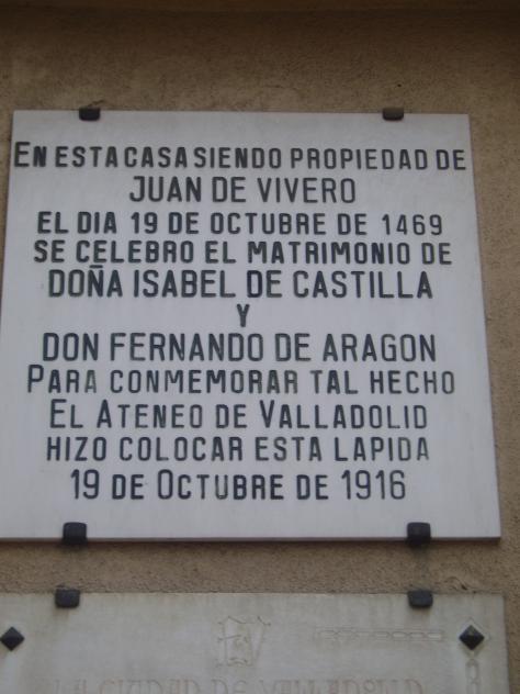L pida en el palacio de los vivero valladolid for Viveros valladolid