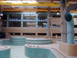 Piscina cubierta san sebastian de los reyes madrid for Cubiertas para piscinas madrid
