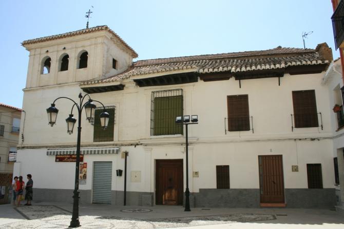 Casa de la sacrist a las gabias granada for La casa de granada en madrid
