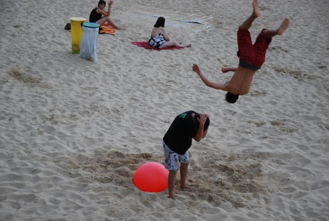 Saltos en la arena san sebastian guip zcoa - El tiempo para manana en san sebastian guipuzcoa ...