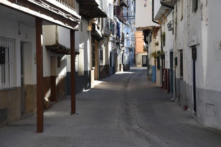 Calle Santa Maria, NAVACONCEJO (Cáceres)