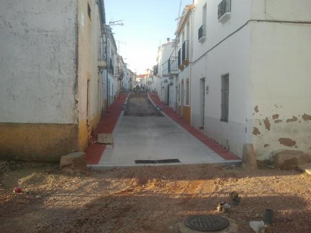 Calle moderna membrio c ceres for Culle moderne