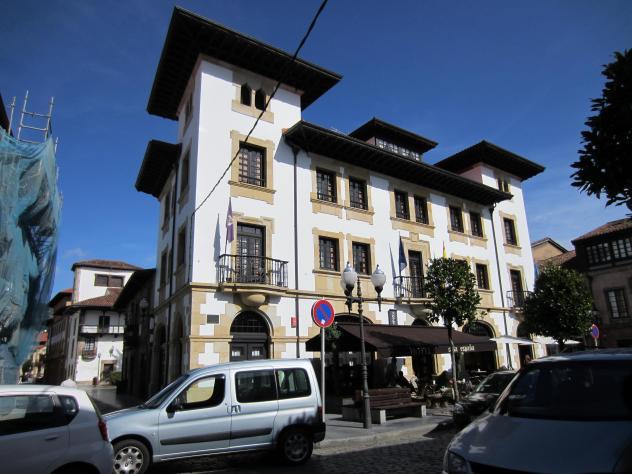 Hotel casa espa a villaviciosa asturias - Hotel casa espana villaviciosa ...