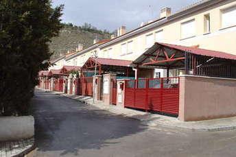 Calle sevilla valverde de alcala madrid for Hotel calle sevilla madrid