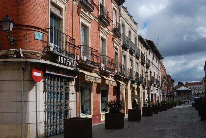 Calle cerrajeros alcala de henares madrid - Cerrajeros en madrid centro ...